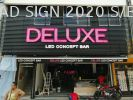 Deluxe led concept bar LED NEON signboard @ SS2,PJ LED NEON MAKER 0167110278 CAFE, CINEMA, EVENT, CONFERENCE, PARTY, SHOPPING CENTER, STREET WAY.