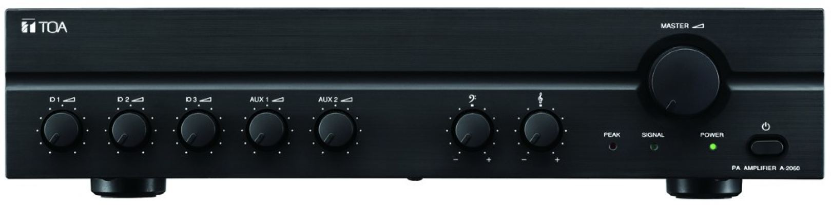 A-2060.TOA Mixer Power Amplifier (H version). #AIASIA Connect