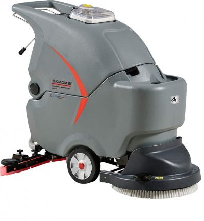 GM50B SINGLE BRUSH WALK BEHIND FLOOR SCRUBBER