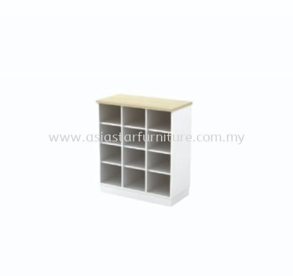 B-YP 9 PIGEON HOLE LOW CABINET