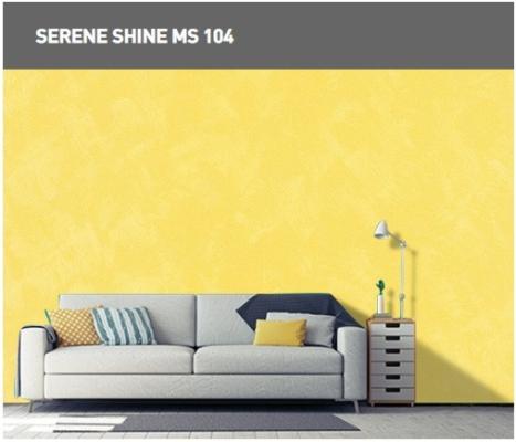 Nippon Momento Silver - Serene Shine (MS 104) - 1+1 Litre