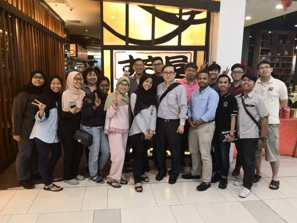 Company Annual Dinner 2019 at Suki-Ya, Paradigm Mall