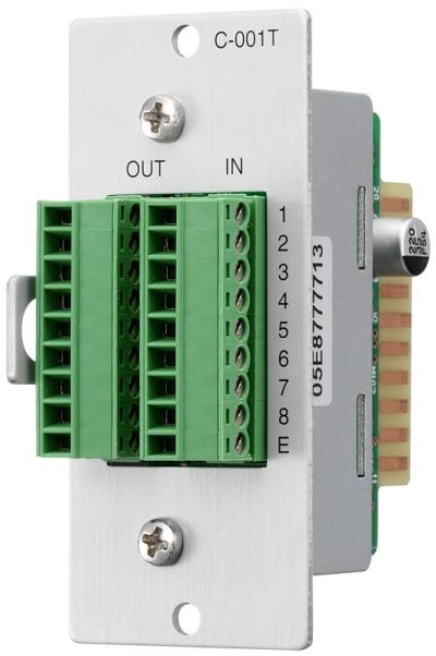 C-001T.Input/Output Control Module