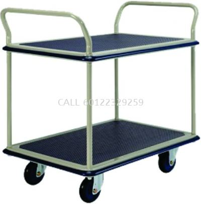 300kg Double Layer Platform Trolley