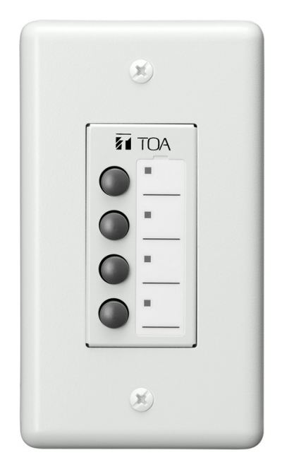 ZM-9011. TOA Remote Control Panel. #AIASIA Connect