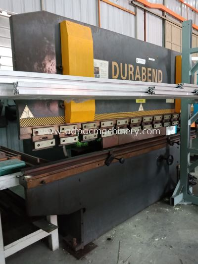 Used Hydraulic Pressbrake / Bending Machine