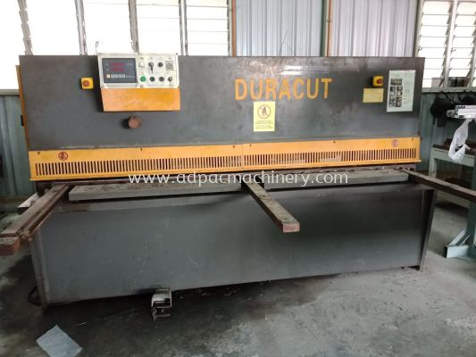 Used Hydraulic Shearing Machine / Cutting Machine