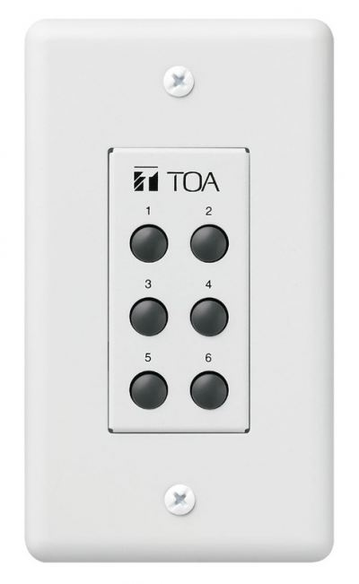 ZM-9001. TOA Remote Panel. #AIASIA Connect