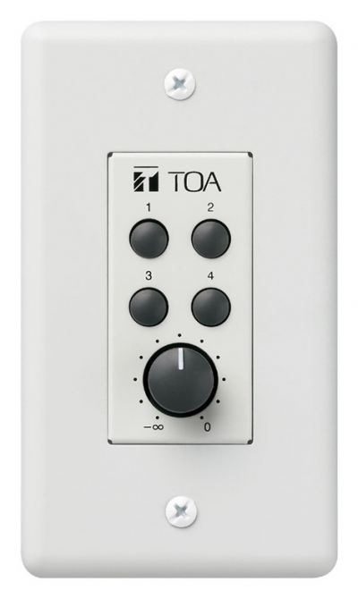 ZM-9002. TOA Remote Panel. #AIASIA Connect