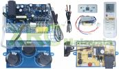 QD80CC UNIVERSAL DC INVERTER INDOOR/OUTDOOR UNIT AIR CONDITIONING CPU PCB BOARD PCB BOARD AIR CONDITIONING SPARE PARTS