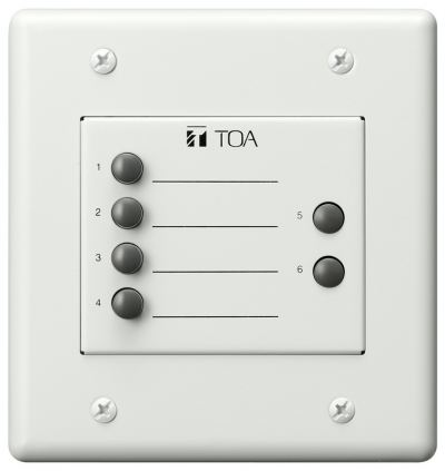 ZM-9003. TOA Remote Panel. #AIASIA Connect