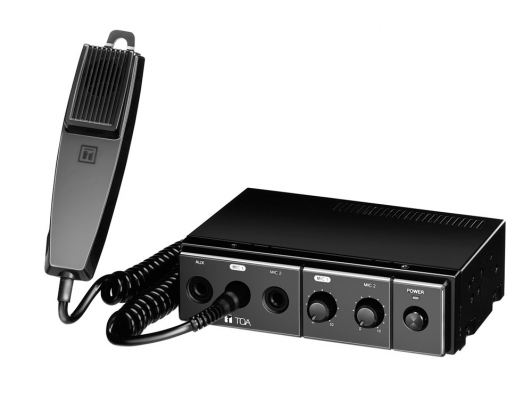 CA-115.(35W Max.) TOA Car Amplifier. #AIASIA Connect
