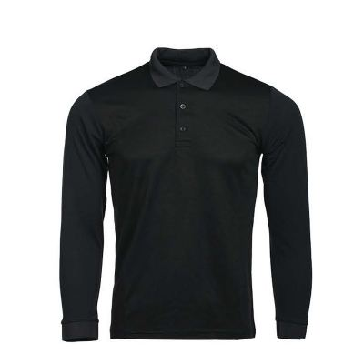 PLAIN MICROFIBER LONG SLEEVE
