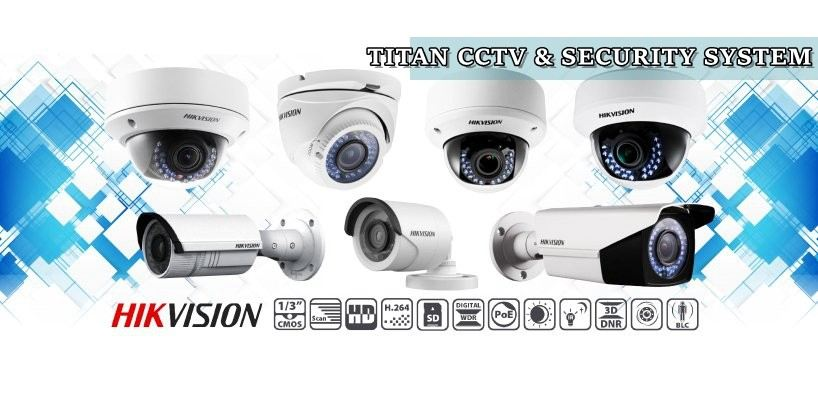 TITAN CCTV & SECURITY SYSTEM