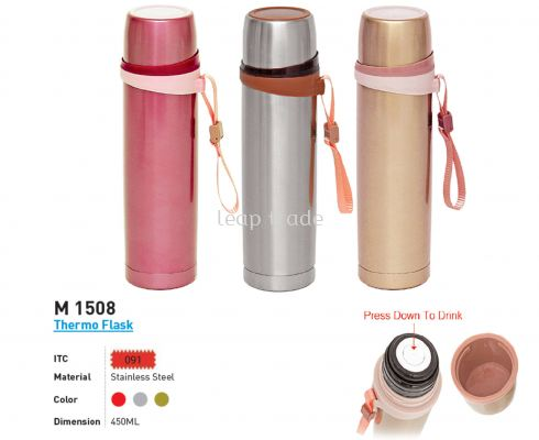 M 1508 Thermo Flasks