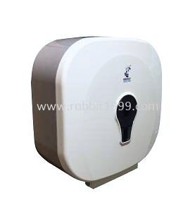 RABBIT JUMBO ROLL DISPENSER  JUMBO ROLL TISSUE DISPENSER WASHROOM ACCESSORIES