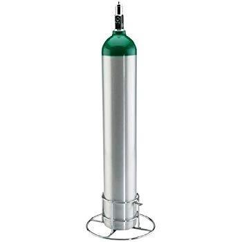 Aluminium Medical Oxygen Cylinder - Size E