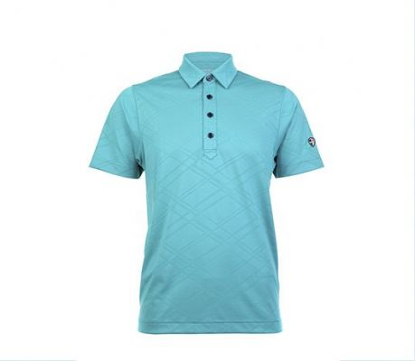 Crest Link Dri Fit Sky Blue Designed New Apparel Men