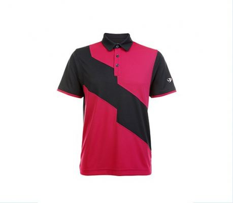 Crest Link Z Striped Apparel Mens