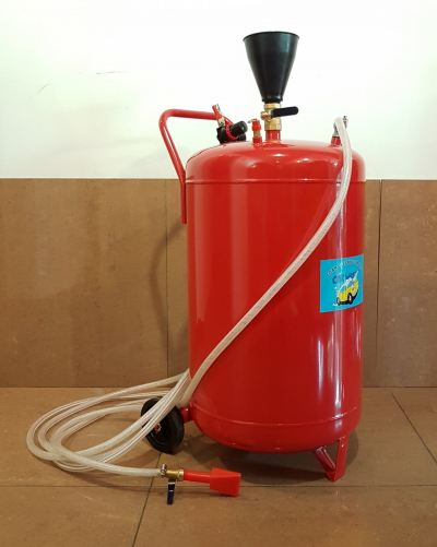 Snow Wash Tank (Foam Cleaning Machine) ID557055 ID30955