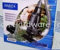 VACUUM CLEANER FOR POND PC-8000 & MPC-4000 VACUUM CLEANER FOR POND HAILEA