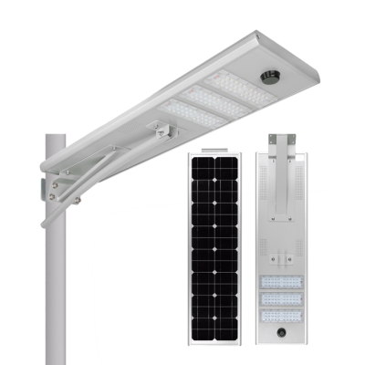 LED Street Light_Solar Powered