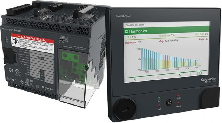 PowerLogic ION9000 Others Series Schneider Power Meters