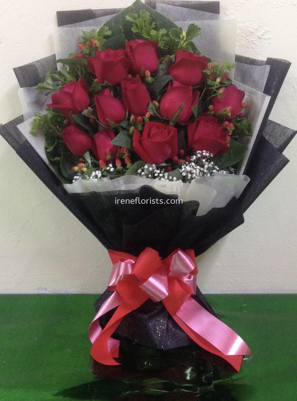 VD 018 VALENTINE 2019 Taiping, Perak, Malaysia. Suppliers, Supplies, Supplier, Supply   Irene's Florists De Beaute