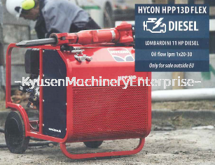 Hycon Powerpack HPP-13D FLEX