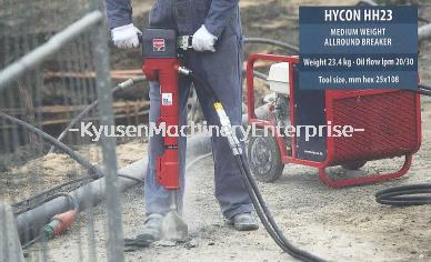 Hycon Hydraulic Breaker HH-23