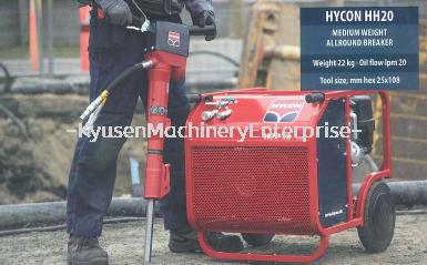 Hycon Hydraulic Breaker HH-20