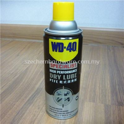 WD-40 SPECIALIST DRY LUBE PTFE