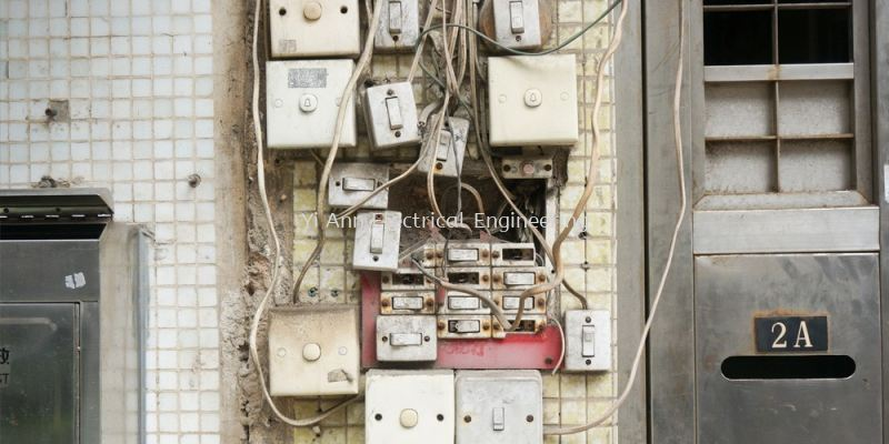 checking and replace faulty switch