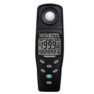 Lux / Light Meter (Auto Ranging)