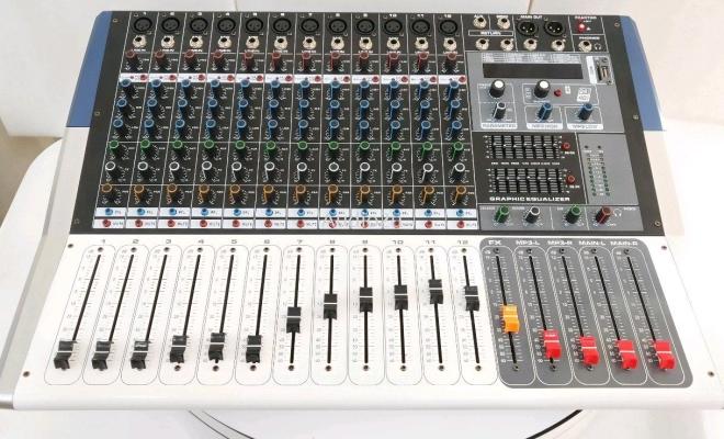 Ezitech Power Mixer PM-1235