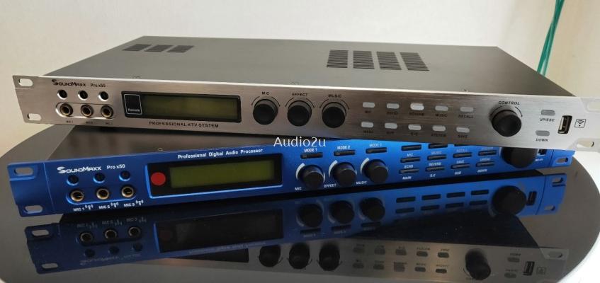 SoundMaxx X5 Processor Amplifier
