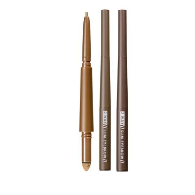 1028 2 way Long Lasting Slim Eyebrow