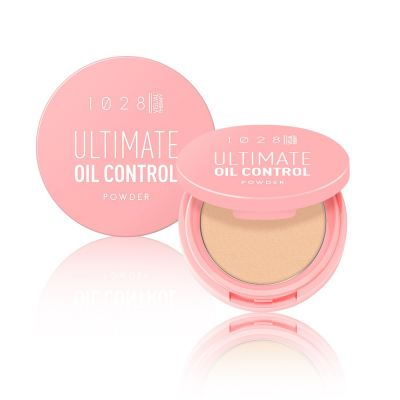 1028 Visual Therapy Ultimate Oil-Control Powder - Beige