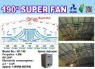 SF 190 Super Fan HVLS Super Fan