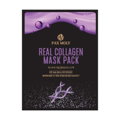Pax Moly Real Collagen Mask Pack 25ml