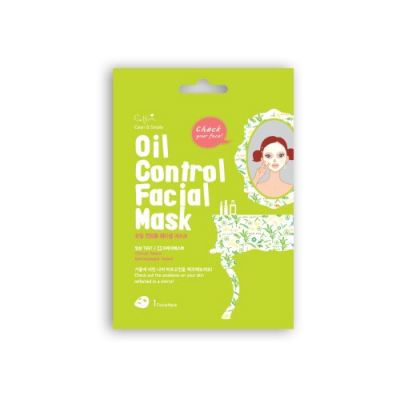Cettua Clean & Simple Oil Control Facial Mask