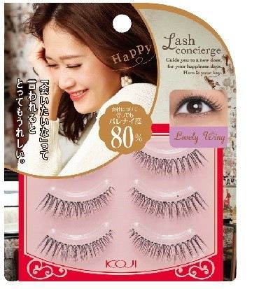 Koji Lash Concierge False Eyelashes ll No.4