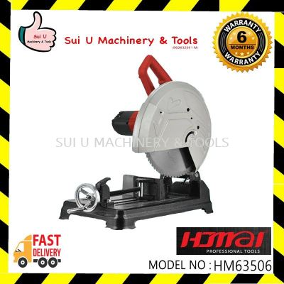 Homai HM63506 Cut Off machine