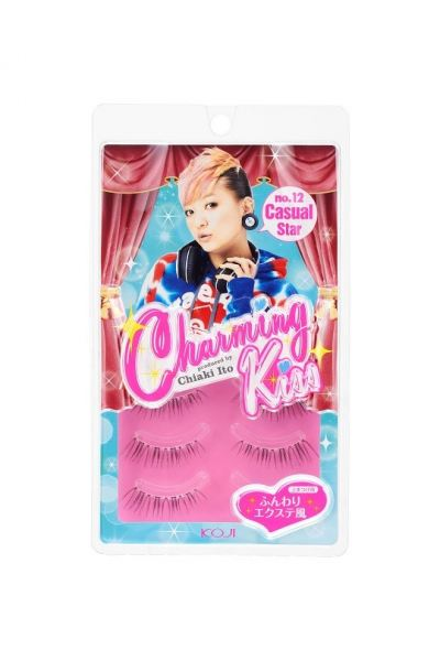 Koji Charming Kiss Eyelash NO.12