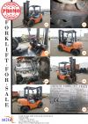 Forklift For Sale Johor Bahru Others