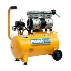 Puma WE125 Oil Less Air Compressor (1HP) (Portable Type)