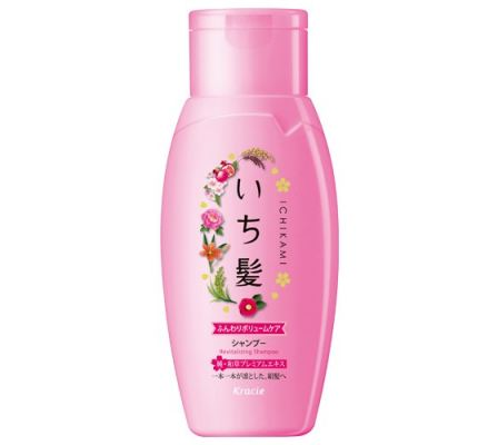 Kracie Ichikami Regular Shampoo Revitalizing Care 150ml