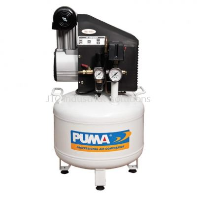 Puma OLD2010V Oil Free Air Compressor (2 HP) (Vertical Tank)