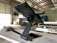 Steel Plate - Casing Pad stand