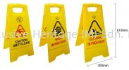 A-Standing Caution Sign Safety Products